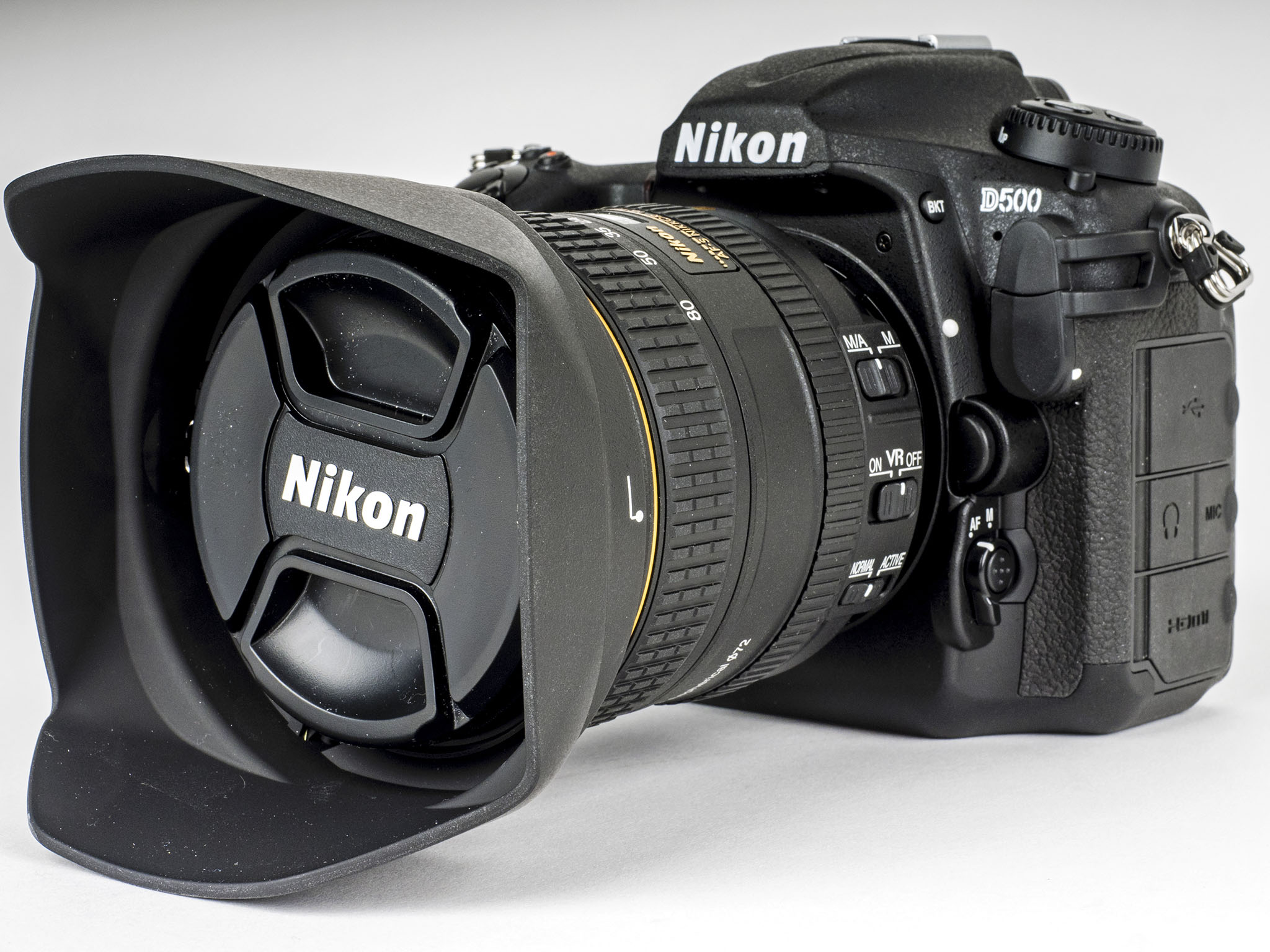 Nikon D500 and the Quality of Noise